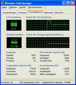 Windows ХР загрузили на процессоре с частотой 25 МГц и 18 Мб ОЗУ