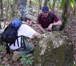 Спутник обнаружил неизвестные руины майя