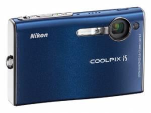 Nikon представила 7 компактных цифровых фотоаппаратов