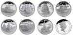 Выставка-продажа драгоценных монет в Белокалитвинском отделении Сбербанка