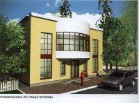 Поликлиника по улице Петрова