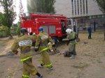 """На стадионе """"Калитва"""" прошли соревнования по пожарно-прикладному спорту"""