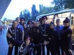Делегация кадетов побывала на торжественном концерте для участников IV Всемирного конгресса казаков