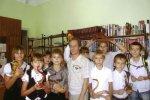 Белокалитвинский поэт Алексей Данилов встретился с учениками школы № 2