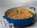 Рецепт гречневой каши с белыми грибами и пармезаном