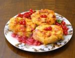 Рецепт свинины, запеченной с ананасами и сыром