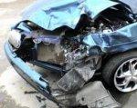 На подъезде к Ростову столкнулись три машины, есть шестеро пострадавших