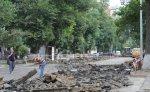 Во время реконструкции улицы Горького в Ростове рабочие нашли человеческие скелеты