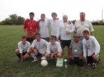 В Синегорском прошел Футбольный турнир посвященный шахтерам