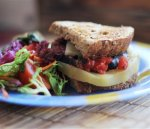 Рецепт сэндвичей с осенними овощами