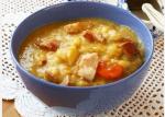 Рецепт гороховый суп с копчеными ребрышками