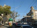Большую Садовую в Ростове закроют для частного автотранспорта