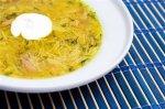 Рецепт куриного супа по-домашнему