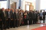 В ДК им. Чкалова состоялась церемония вступления в должность нового главы Белой Калитвы О.Э. Каюдина