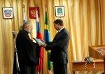 Избран и вступил в должность глава Коксовского сельского поселения В.В. Самуйлик