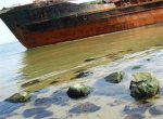 Молдавский сухогруз сел на мель в Азовском море