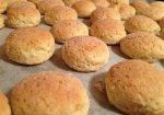 Рецепт быстрого сырного печенья
