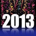СМС-поздравления с новым 2013 годом.