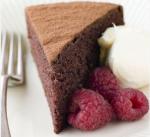 Рецепт: новогодний шоколадный пирог