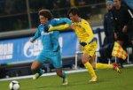 Футболисты Ростова едва не выиграли у питерского Зенита