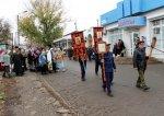 В Коксовском храме отметили праздник: День Казанской иконы Божией матери, а на площади – День народного единства