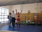 Наши боксеры заняли пять первых мест на прошедших в Шахтах соревнованиях