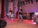 """В ДК п. Шолоховский состоялся концерт местной рок-группы """"Винт"""""""