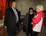 Информационная группа Администрации Белокалитвинского района побывала в поселке Коксовом