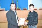 Учащийся СШ №5 одержал победу на районном этапе конкурса
