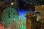 Новогодняя песня: В ноль часов и ноль минут