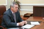 Губернатор Ростовской области утвердил комплекс мер по поддержке развития ЮФУ в 2012-2017 г.