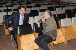 Отчеты глав: встреча жителей Литвиновского сельского поселения с информационной группой администрации Белокалитвинского района