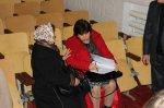 Информационная группа администрации с главой района О.А. Мельниковой посетила Синегорское сельское поселение