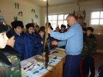 Кадеты белокалитвинского казачьего корпуса побывали на увлекательной экскурсии в станице Тацинской