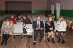 Отчеты глав: информационная группа администрации района побывала в Ильинском сельском поселении