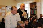Встреча группы администрации района с населением в Грушево-Дубовском сельском поселении