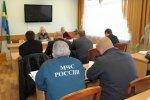 Заседание комиссии администрации района по обеспечению безопасности дорожного движения
