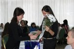 На торжественный прием были приглашены многодетные семьи Белокалитвинского района