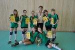 Областной турнир по волейболу среди команд девушек в спорткомплексе ДЮСШ № 1