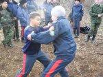 Белокалитвинские Кадеты пошли в пеший поход в хутор Дядин