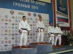 Батайский спортсмен выиграл Кубок России по дзюдо