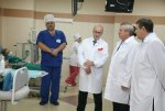 Губернатор Василий Голубев открыл в Волгодонске центр амбулаторного гемодиализа