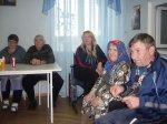 Волонтерский отряд кадетов-платовцев побывала в доме престарелых в хуторе Ленин