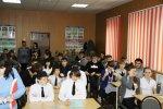 Сбор военно-патриотических клубов и объединений городских общеобразовательных школ