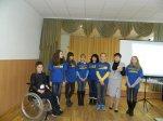Встреча волонтеров прошла в актовом зале Дома детского творчества