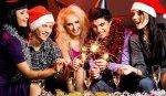Веселые старты в новый год 2013