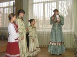 В доме детского творчества прошли соревнования на День донской казачки