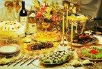 Новогодние приколы: Новогоднй стол