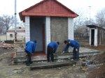 ООО «Стройком» работает на благо Шолоховской амбулатории