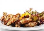 Новогодний рецепт: Хрустящие куриные крылышки на гриле